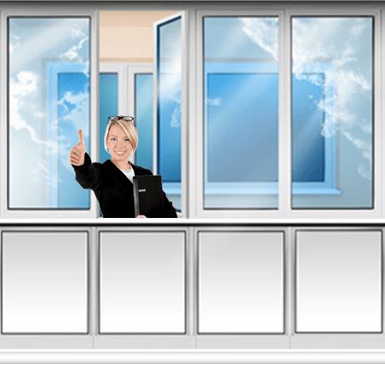 Ремонт подоконников пластиковых окон